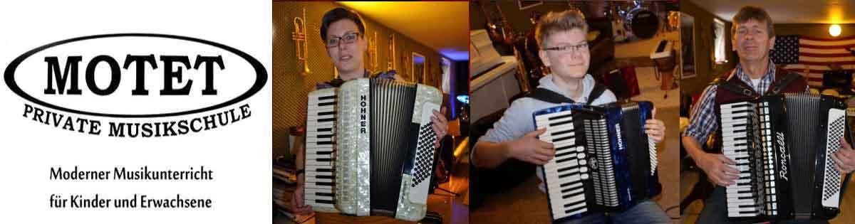 Akkordeonunterricht Münster | Akkordeon lernen | Akkordeon Reparatur | Zubehör